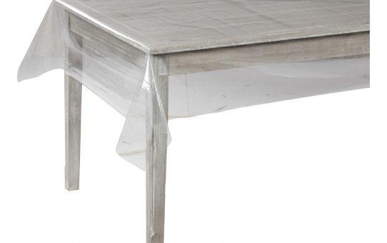 Doorzichtig tafelzeil kopen